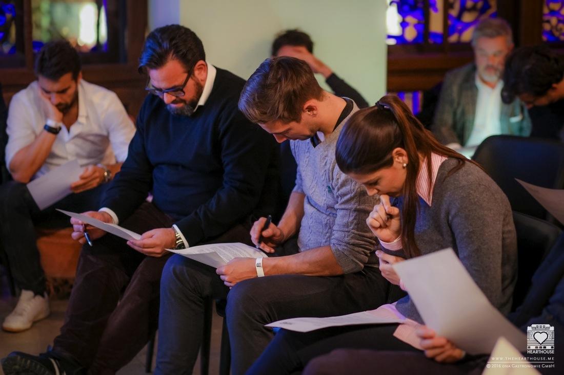 Verhandlungsseminar mit Jack Naher – Hearthouse Munich