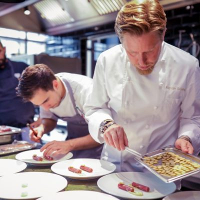 Dining Eve mit Philipp Stein –  Hearthouse Munich