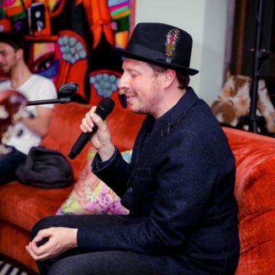 Wohnzimmerkonzert mit Adriano Prestel –  Hearthouse Munich