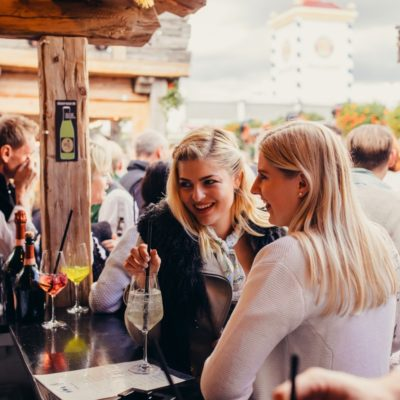 Heart Wiesn Bar 2017 - Käfer Wiesn-Schänke