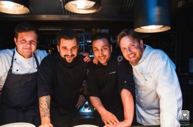 Showroom goes Hearthouse - Michelin Star Cook Dominik Käppeler