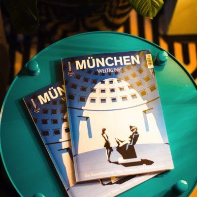 Weltkunstabend - Hearthouse Munich