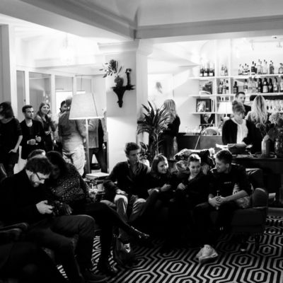 Charly Bravo 2016 –  Hearthouse Munich