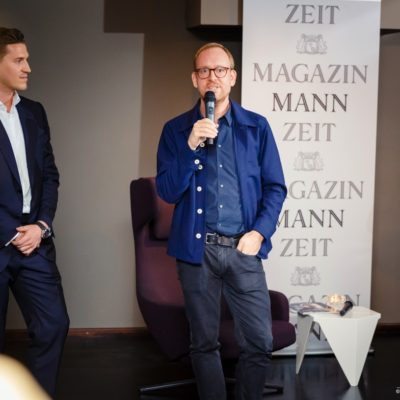 Zeit Magazin Mann – Hearthouse Munich