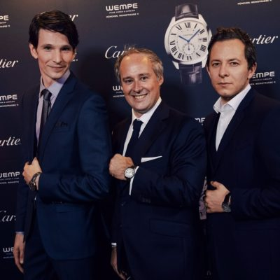 Cartier & Wempe 2016 - Hearthouse Munich