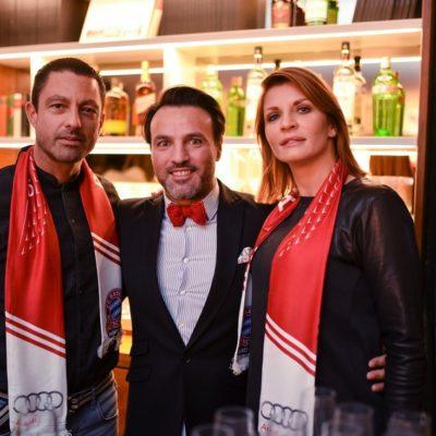 Marc Lenhof (Hearthouse Member), Ayhan Durak (Hearthouse Geschäftsführer, Caroline Paul (Hearthouse Member)  (von links nach rechts)