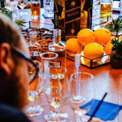 Johnnie Walker Blue Label 2016 –  Hearthouse Munich