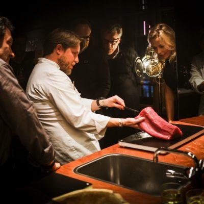 Kochstudio mit Florian Gürster