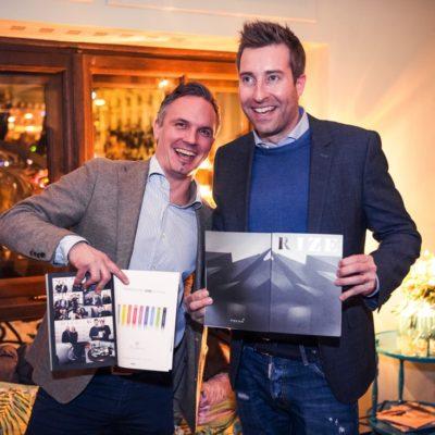 RIZE Magazine & Nick Frank –  Hearthouse Munich