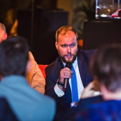 Ivo Bochev, Leiter Vertriebssrategie bei AMG