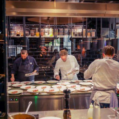 Dining Eve mit Philipp Stein –  Hearthouse Munich