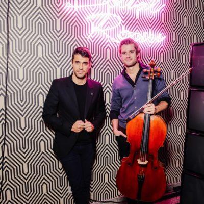 Lionel Cottet & Jorge Viladoms - Hearthouse Munich