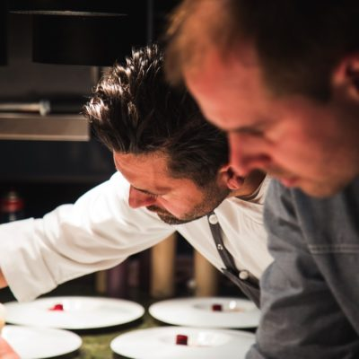 Showroom goes Hearthouse - Michelin Star Cook Dominik Käppeler
