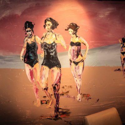 """""""Kopfgeburten"""" von Monteiro Hasse"""