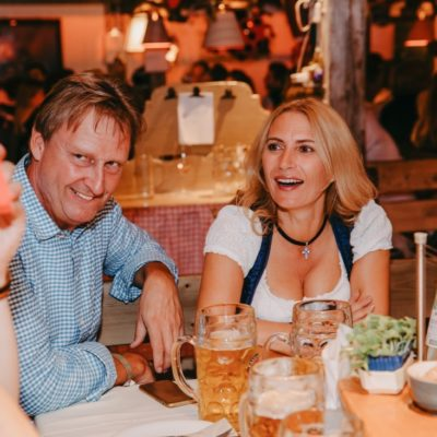Hearthouse Bergfest 2018 - Käfer Wiesnschänke