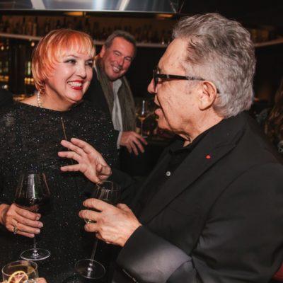 Zülfü Livaneli, Claudia Roth