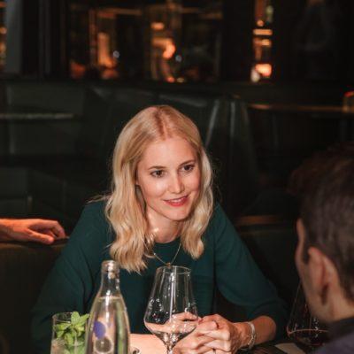 Hearthouse Munich - Dinner mit Zülfü Livaneli und Claudia Roth
