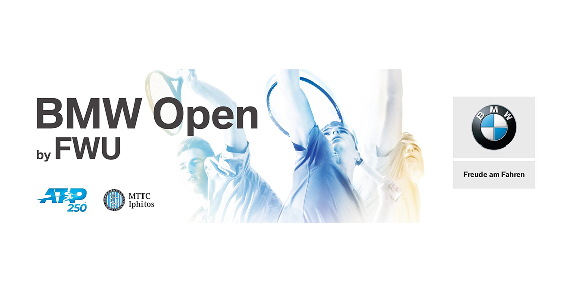 Bmw Open By Fwu 27 April Bis 05 Mai 2019 Hearthouse Munich