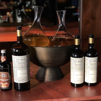 Ein Wine Tasting der Extraklasse.