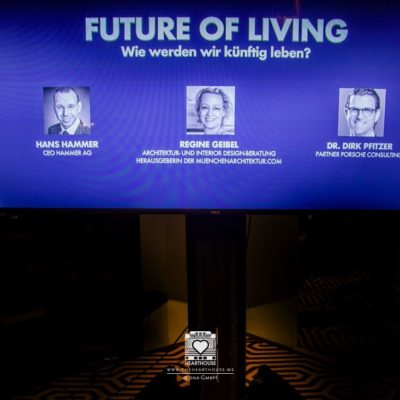 Talk mit Dr. Dominik Pförringer: Future of Living